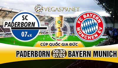 Nhận định bóng đá Paderborn vs Bayern Munich
