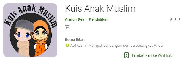 Kuis Anak Muslim