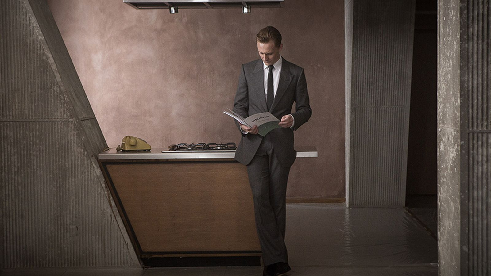 Tom Hiddleston en 'High-Rise'