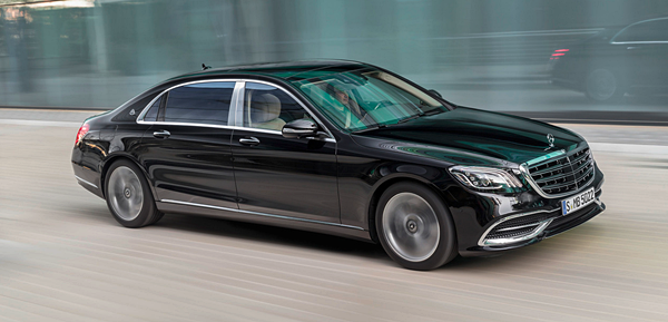 2018 Mercedes S-Class Facelift Design Changes