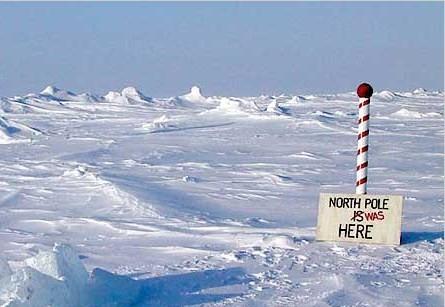 Russian North Pole Scam Scam 86