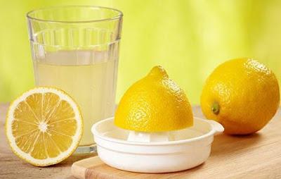Rahasia Khasiat Air Lemon Ampuh Meluruhkan Batu Ginjal