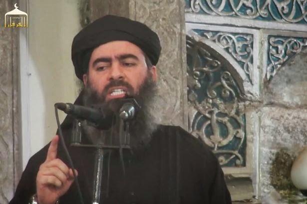 Pemimpin ISIS al-Baghdadi Masih Bersembunyi di Suriah
