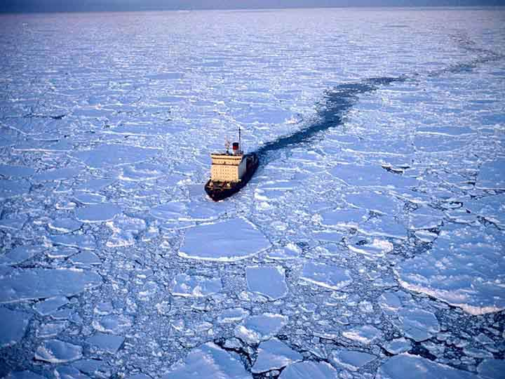 kış resimleri ve gemiler