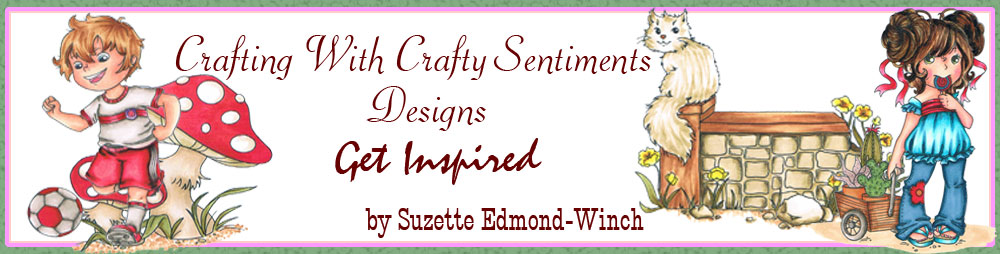 Welcome to Crafty Sentiments Designs