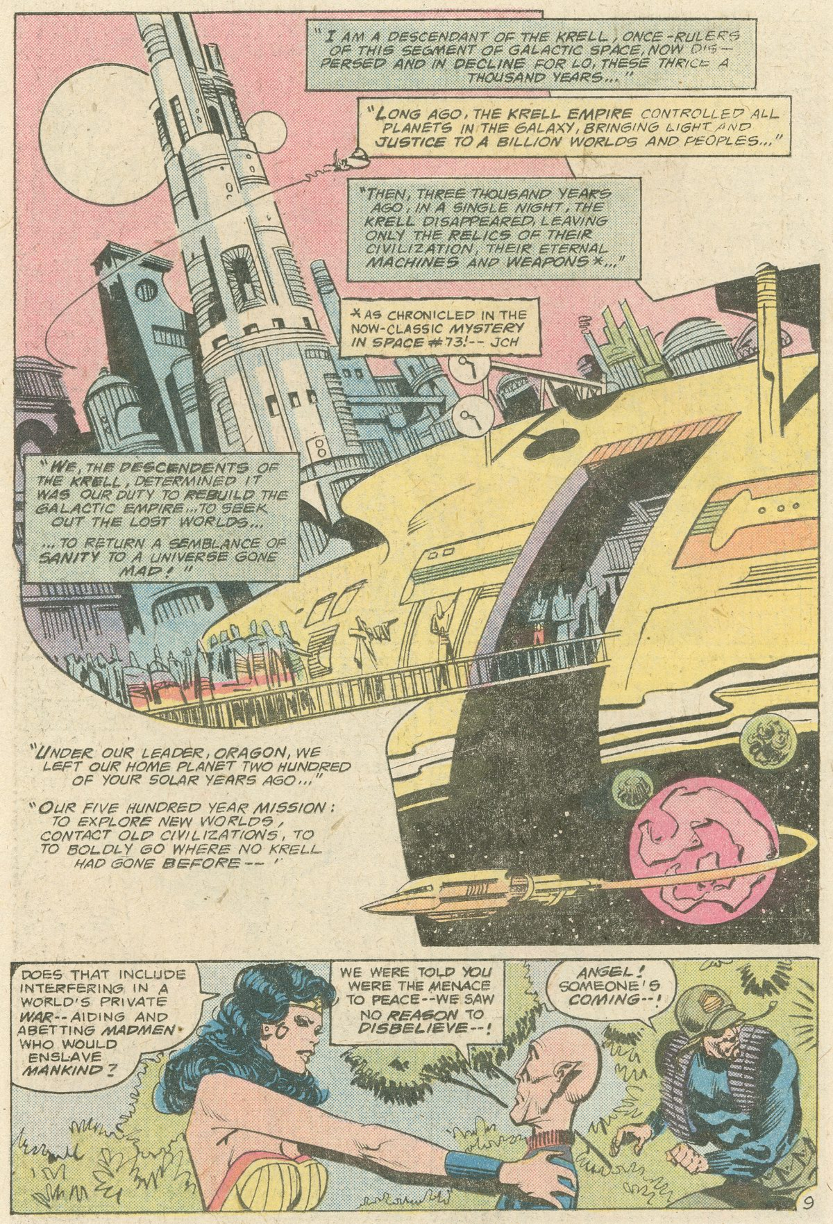 Read online World's Finest Comics comic -  Issue #249 - 60