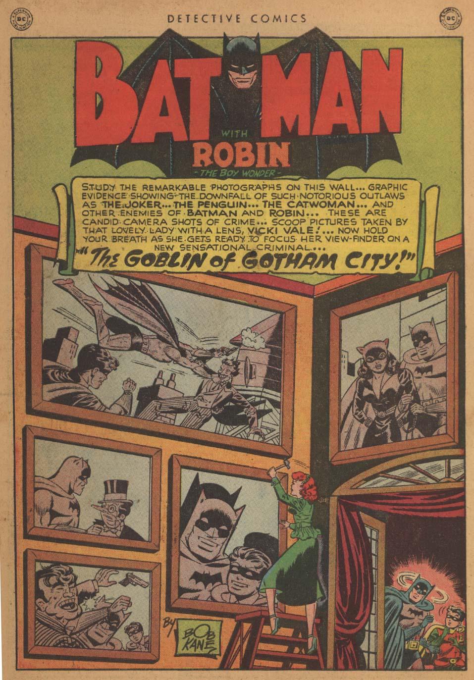 Read online Detective Comics (1937) comic -  Issue #152 - 3