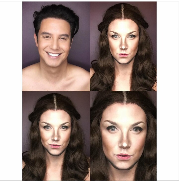 Look: Paolo Ballesteros Latest Makeup Transformation Ala Game of Thrones