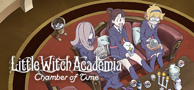 Little Witch Academia Chamber of Time PC Full Version
