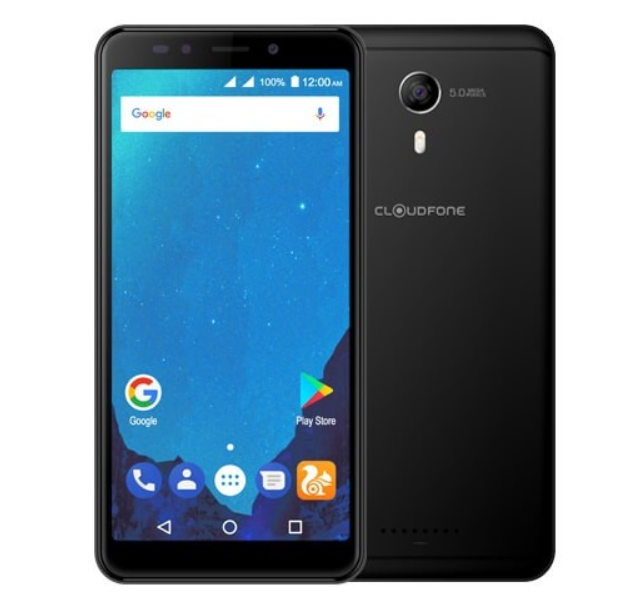 CloudFone Thrill Boost 2, Best Android Smartphones Under 3000