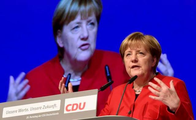 Η Μέρκελ αποχωρεί τον Δεκέμβριο από την ηγεσία της CDU