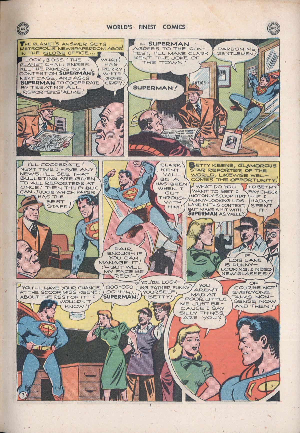 Read online World's Finest Comics comic -  Issue #33 - 5
