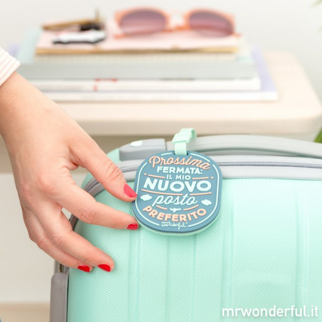mr wonderful accessori viaggio