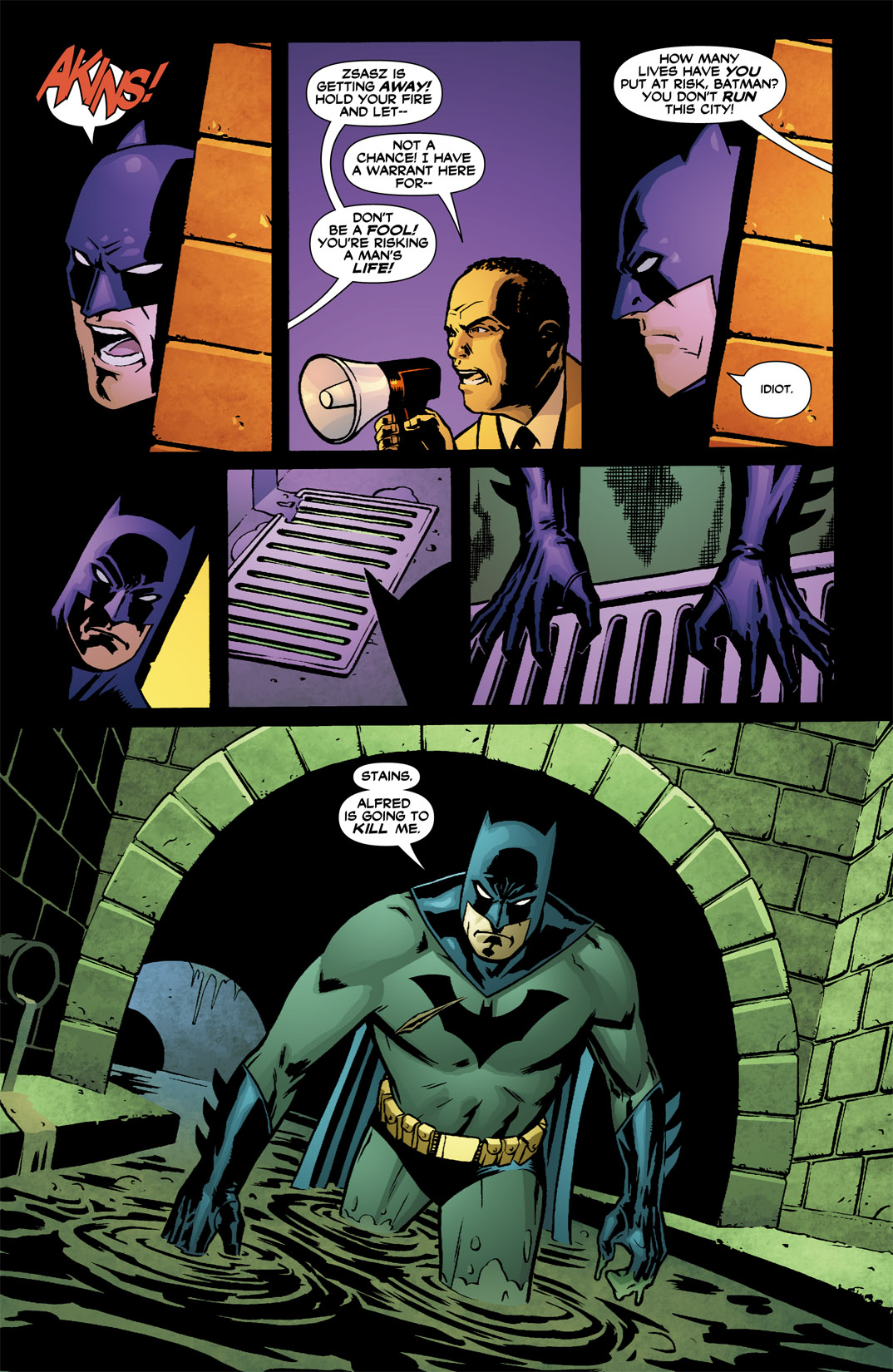 Detective Comics (1937) 816 Page 18