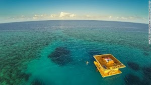 Africa's First Underwater Hotel In Tanzania