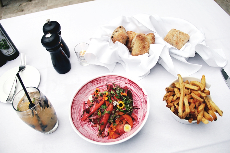 villa azur menua food florida miami beach