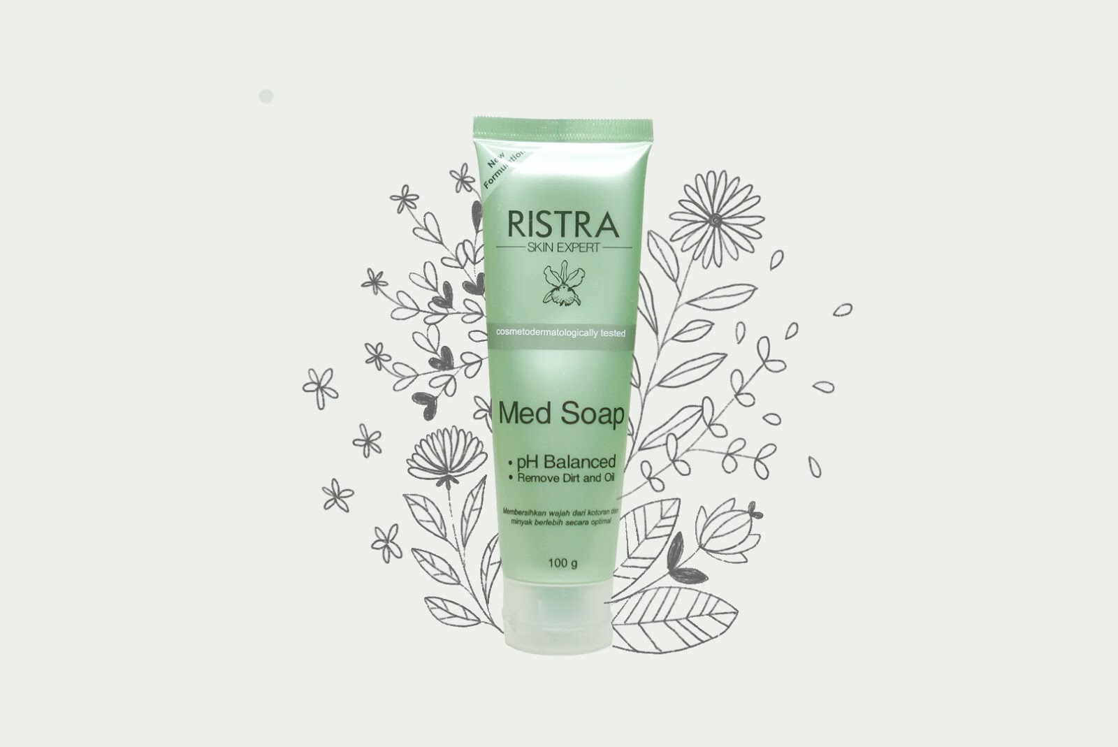 review facial foam ristra