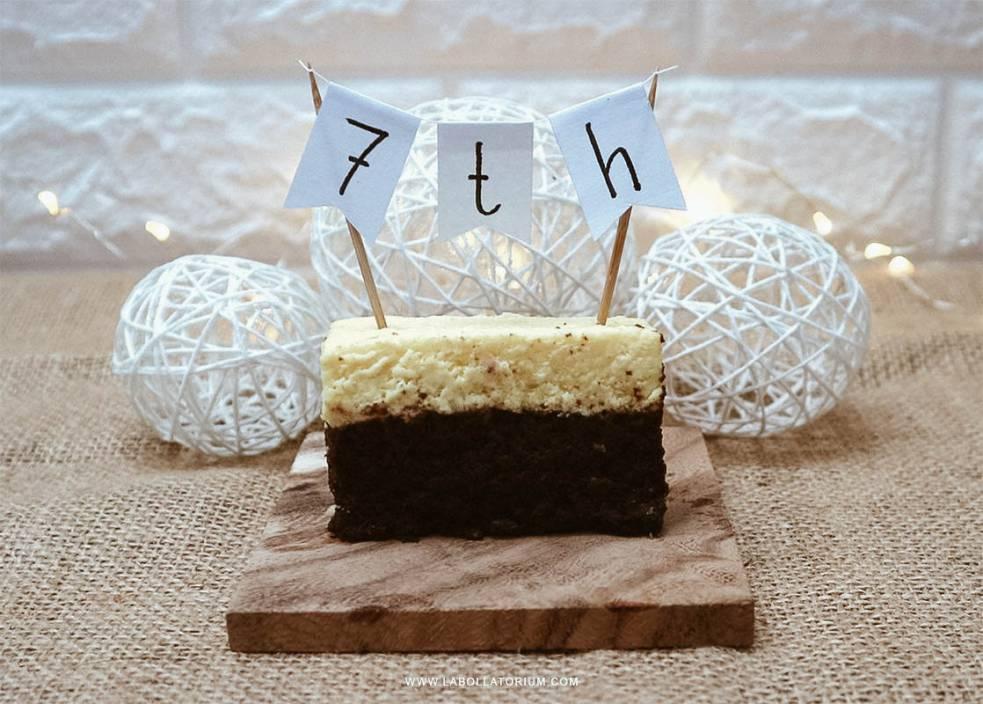 Happy 7th Anniversary, Sayang! Serius Nggak Sih?