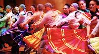 Ballet con mariachis en Tarragona