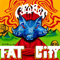 disco Welcome To Fat City (2016) da banda Crobot