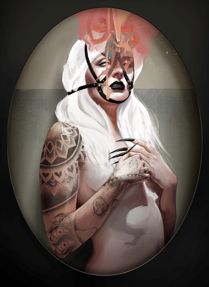 Современный художник. Tyson McAdoo 5