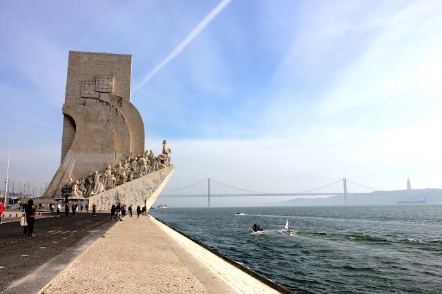 Belem pomnik Vasco Da Gama