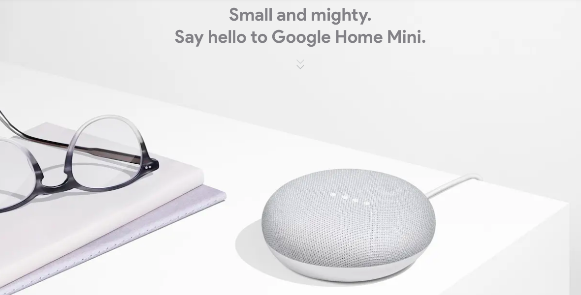 At The Same Time, Why Not Also Launch The Google Home Smart Speakers With  Localized Content? Sure Theyu0027ve Already Been Released In Various Other  Countries ...