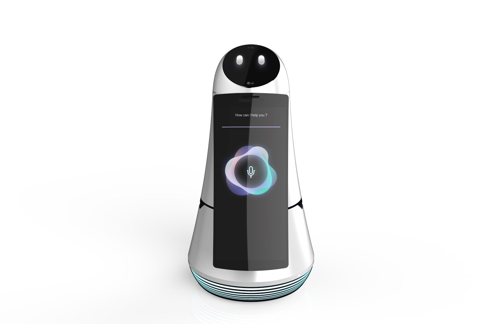 LG AIRPORT ROBOTS TAKE OVER KOREA'S LARGEST AIRPORT - The Tech