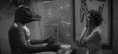 Secuencia de The Alligator People 1959