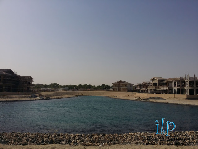 Lake Construction Company in Dubai