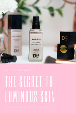 Designer Brands Luminous Foundation Pinterest