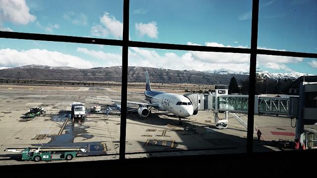 Companhias aéreas e destinos do aeroporto de Bariloche