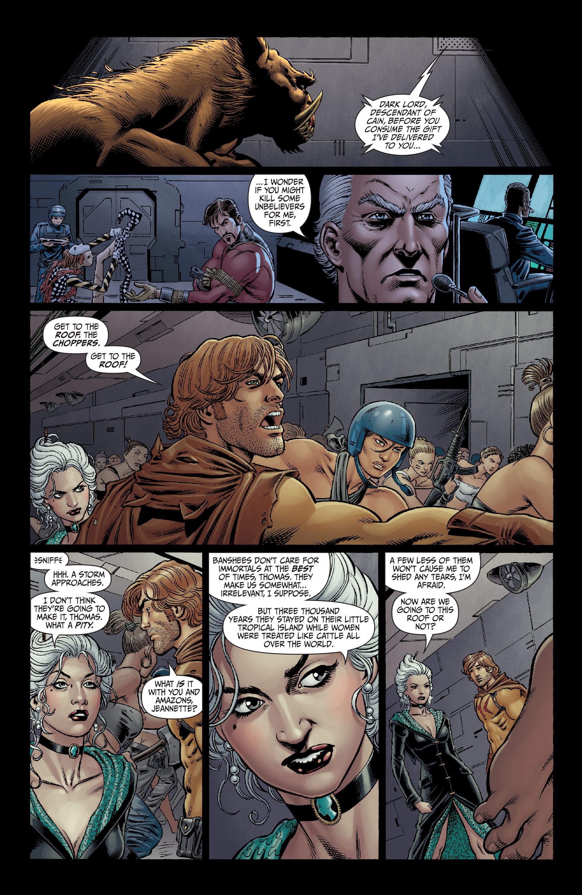 Read online Secret Six (2008) comic -  Issue #14 - 5