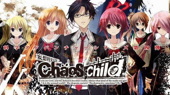 جميع حلقات انمي ChäoS;Child مترجم على عدة سرفرات للتحميل والمشاهدة المباشرة أون لاين جودة عالية HD