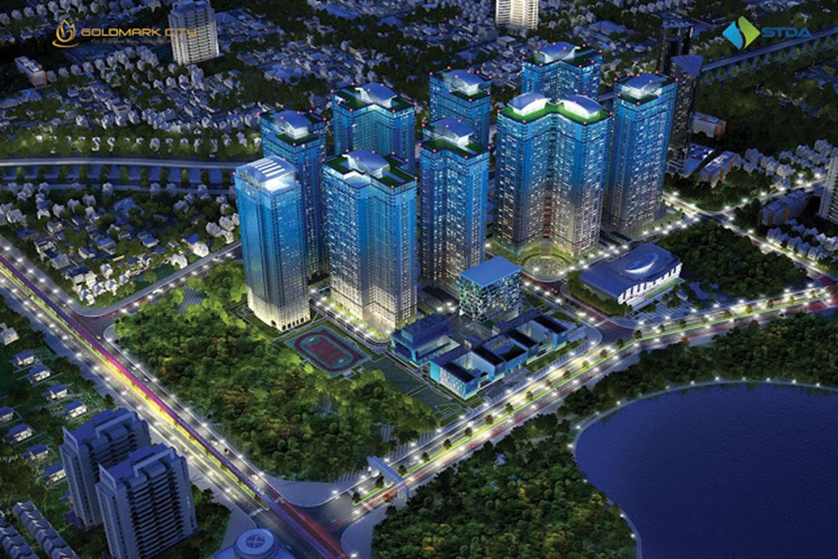 TNR Goldmark City 136 Hồ Tùng Mậu