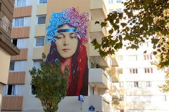 Sunday Street Art : Btoy - rue Esquirol - Paris 13