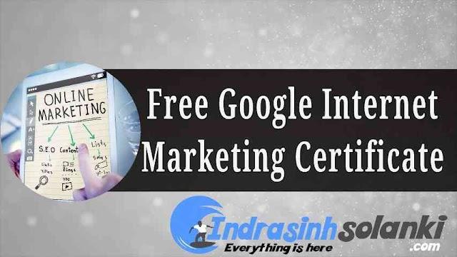 Google Digital marketing certificate Kaise Prapt kare [ digital Unlock ]