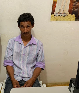 Acusado de abusar ex-esposa e matar ex-sogra em Sossego, está preso em Cuité