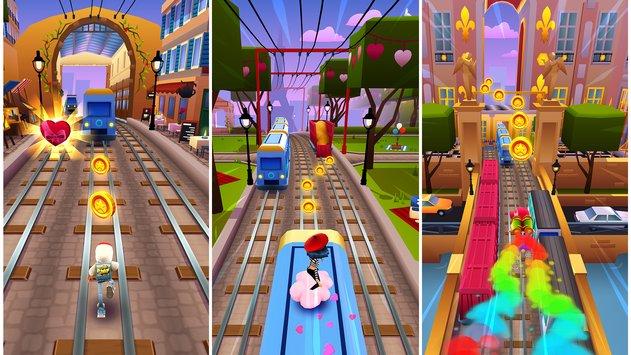 تحميل تحديث لعبة صب واي الجديد 2018 اخر اصدار Subway Surfers للاندرويد