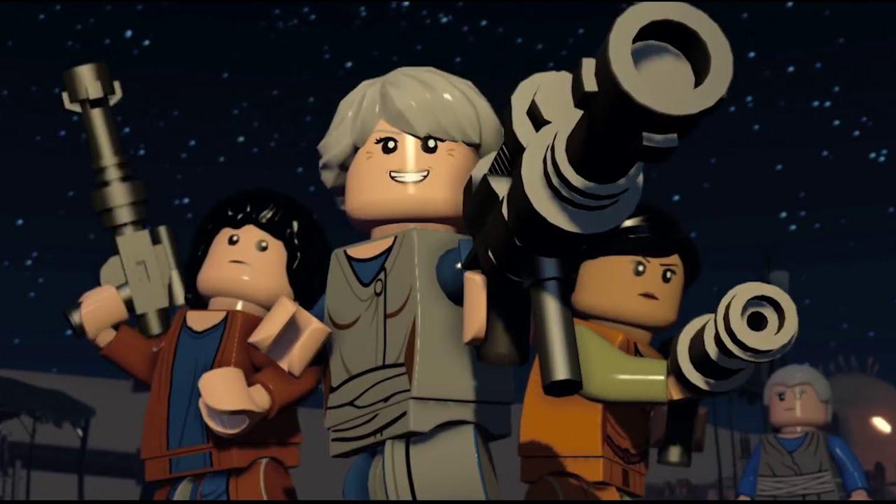 √ Lego Star Wars 3 Ps Vita | LEGO Star Wars The Force Awakens (PS
