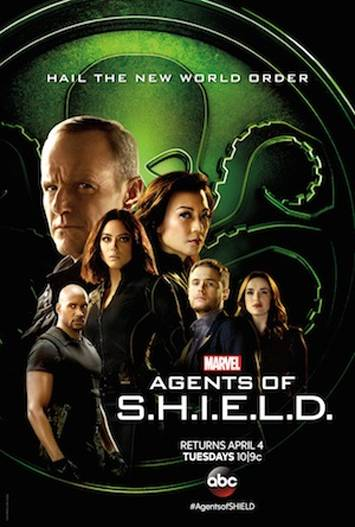 Marvel Agents of Shield Temporada 4 Latino 720p HD