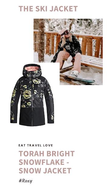 Roxy Torah Bright Snowflake - Snow Jacket