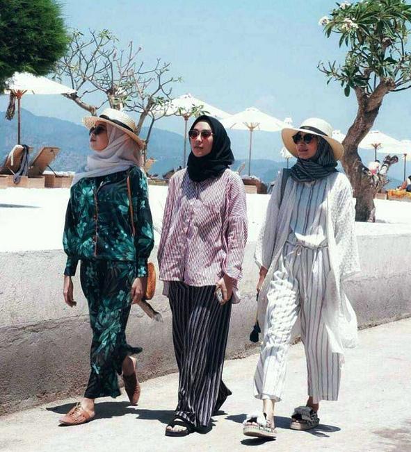 10 Hijab Remaja Simple Modern Dan Modis 2018 Terbaru Tren Dunia