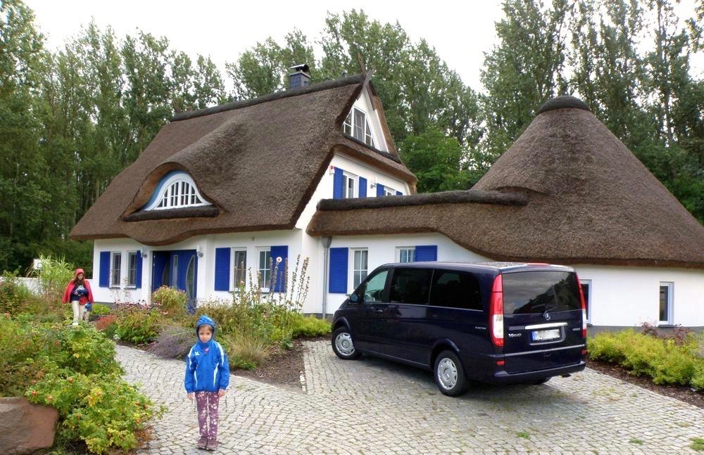 Villa Merle, Insel Rügen