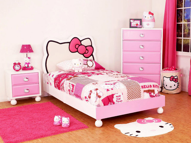 Chọn kích thước giường ngủ trẻ em chuẩn đảm bảo độ an toàn hơn