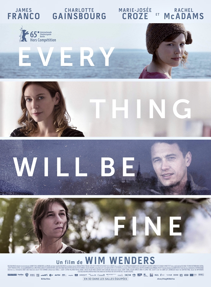 Póster: Everything will be fine