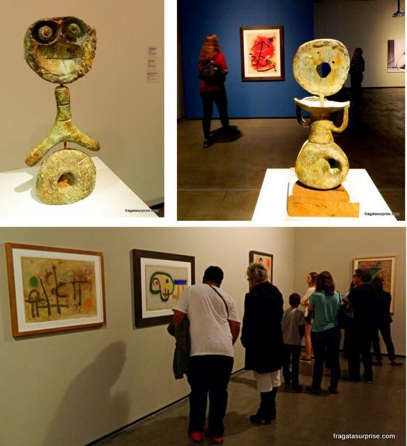 Exposição de Miró - Instituto Tomie Ohtake - São Paulo - SP
