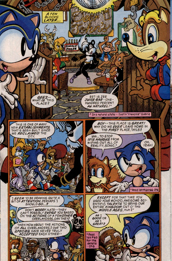Read online Sonic The Hedgehog comic -  Issue #69 - 9