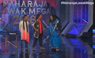 Maharaja Lawak Mega 2016 Minggu Ketiga