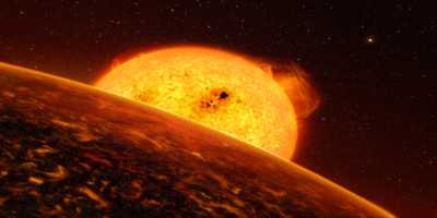 Stellar atmosphere can be used to predict the composition of rocky exoplanets - Créditos image PHYS ORG